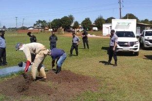 Misiones: exhumaron el cuerpo de una bebé para investigar las causas de su muerte