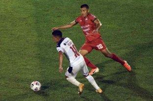 Con tres goles de Herrera, Independiente venció por 3 a 1 a Guabirá en Bolivia