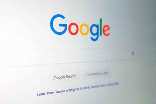 Un joven compró el dominio de Google Argentina y la plataforma estuvo caída durante horas  -