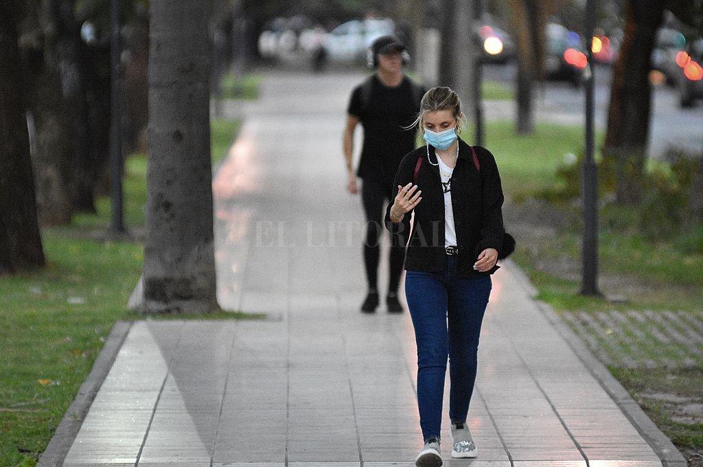 En lo que va de la pandemia, la capital provincial suma más de 30.000 contagios de coronavirus.  Crédito: Pablo Aguirre