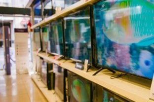 """Precios """"congelados"""" para celulares, televisores, aires y laptops"""