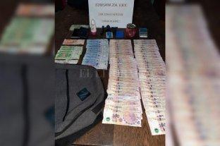 Detenidas con drogas y dinero