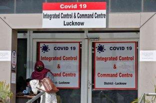 India registra un récord mundial con más de 300 mil casos diarios de Covid-19