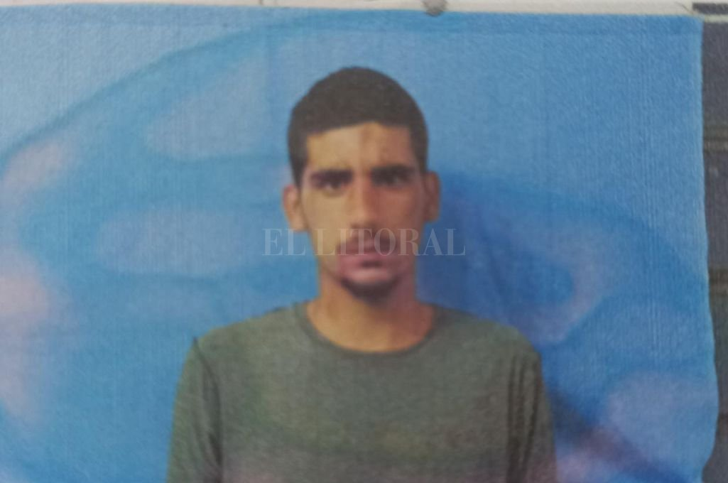 Néstor José Martinet, tiene 22 años y un prontuario a base de delitos contra la propiedad. Crédito: Gentileza