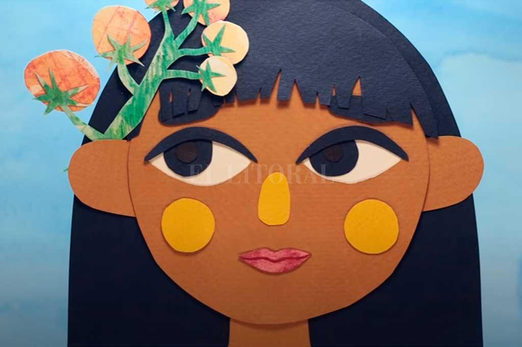 La canción se pensó con la mirada puesta en los niños, para que puedan crecer con otro compromiso con el medio ambiente. Crédito: Captura de pantalla
