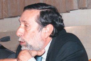 Falleció Jorge Vázquez Rossi - Durante una conferencia como jurista, el ámbito donde más se destacó.