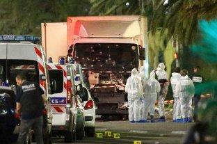 Detuvieron en Italia a un sospechoso por el atentado de Niza en 2016
