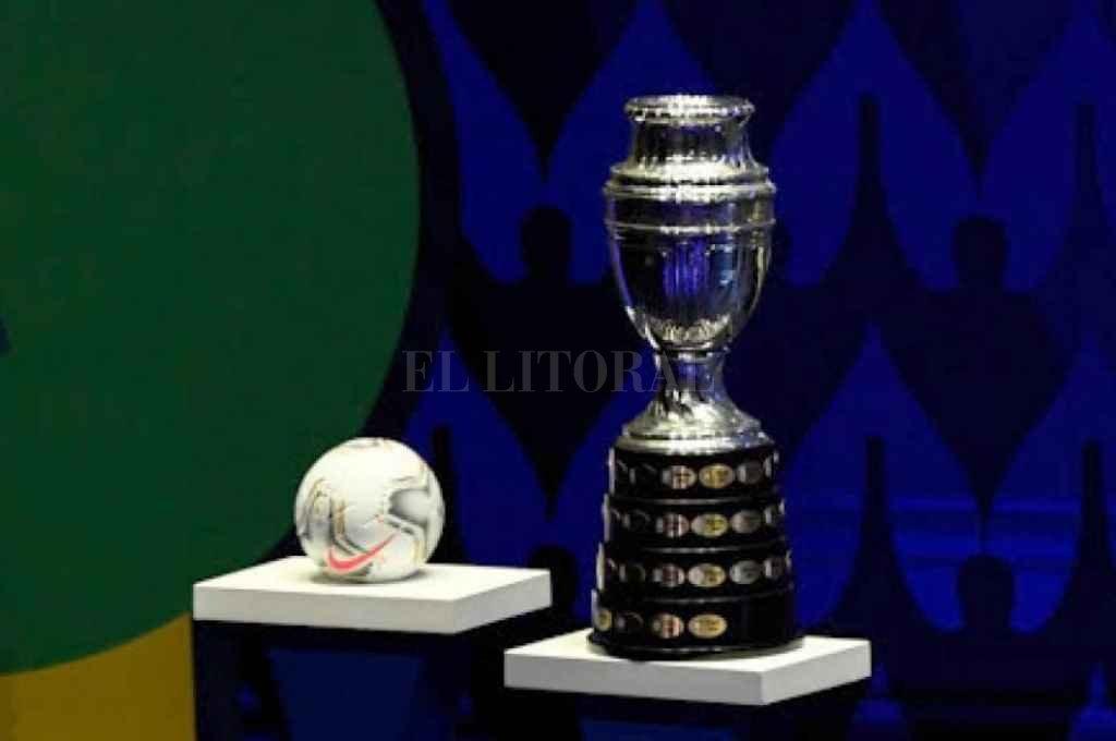 La Copa América postergada en 2020 esta prevista para junio de 2021. Crédito: Gentileza