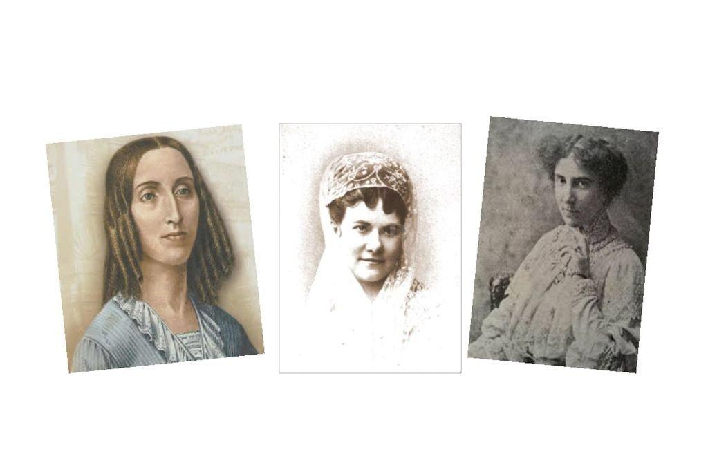 Juana Manuela Gorriti, Eduarda Mansilla y Ada María Elflein será abordadas en el primero encuentro, conducido por María Luisa Miretti. Crédito: Gentileza Icag