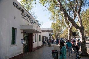 Exclusivo: el hospital Carrasco de Rosario adapta sus consultorios externos para alojar más pacientes