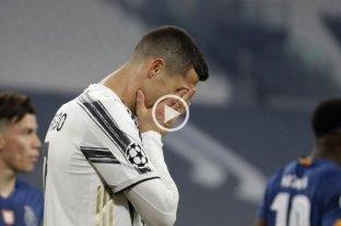 Video: el error por el que todos critican a Cristiano Ronaldo