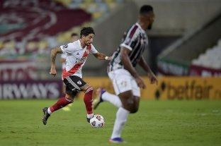 River empató con Fluminense en el Maracaná