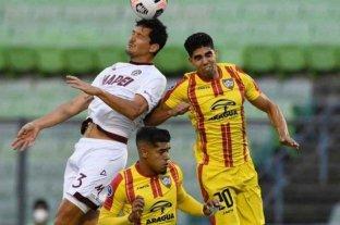 Agónico triunfo de Lanús por Copa Sudamericana frente a Aragua en Venezuela