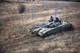 Después de las tensiones con Estados Unidos, Rusia anunció un repliegue en la frontera con Ucrania