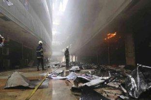 India: al menos trece pacientes con Covid-19 muerieron tras un incendio de un hospital