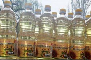 Anmat prohibió la elaboración y venta de un aceite de girasol