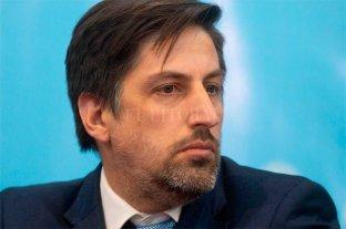 """""""No presenté mi renuncia, fue un momento de zozobra"""", dijo Trotta ante los rumores"""