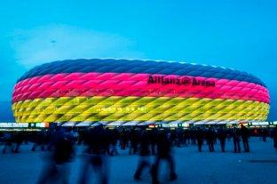 Múnich fue ratificada como sede de la Eurocopa