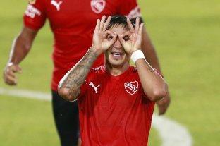 Independiente, próximo rival de Unión, no contará con Menéndez quien dio positivo de coronavirus