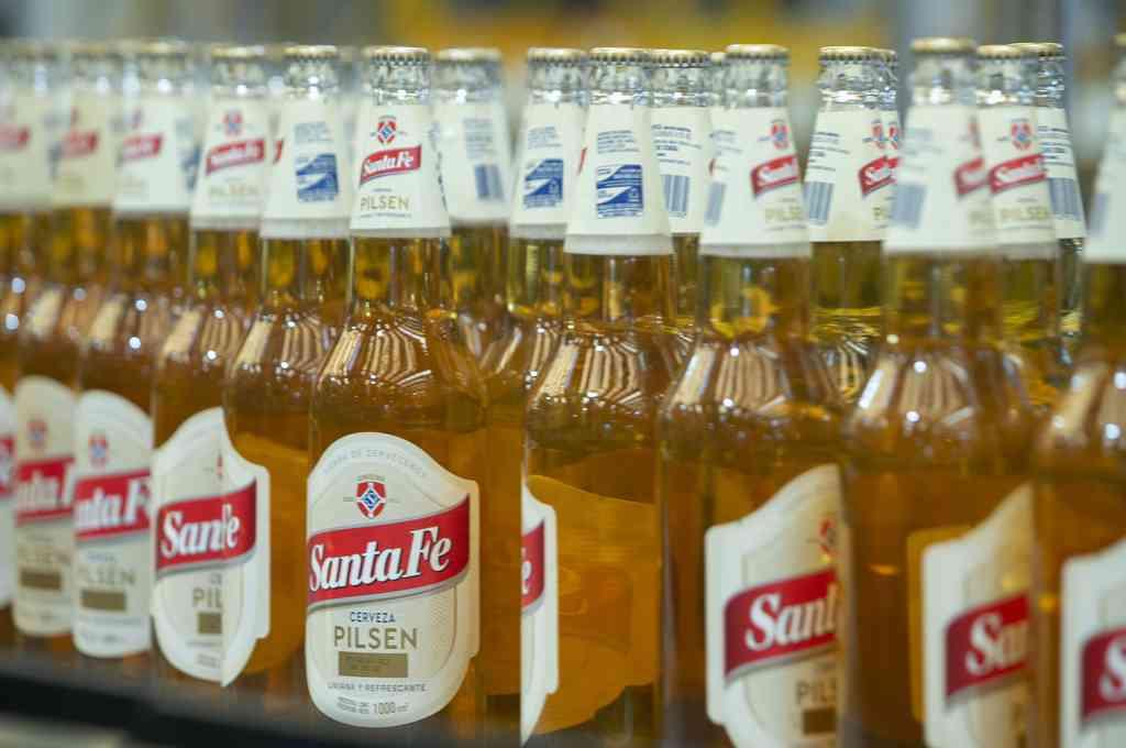 Cerveza Santa Fe presenta Pilsen. Crédito: Gentileza