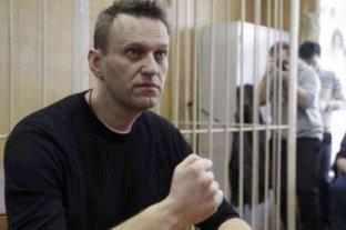 Navalny anunció que pondrá fin a huelga de hambre