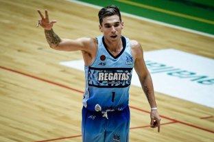 LNB: Regatas buscará cerrar la serie contra San Martín en duelo de equipos correntinos