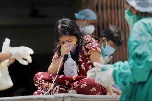 Al menos 11 muertos por falta de oxígeno en un hospital en India