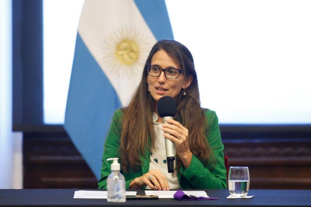Elizabeth Gómez Alcorta Crédito: Archivo