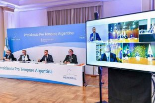 Tensión con Brasil por estrategia comercial del Mercosur