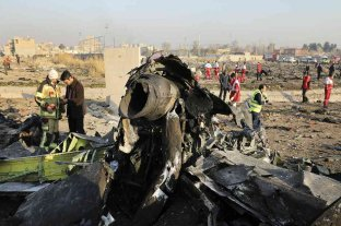 Irán desmiente haber derribado a propósito el avión ucraniano en Teherán
