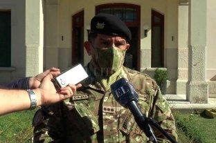 Personal del Ministerio de Defensa ayudará a montar el hospital militar