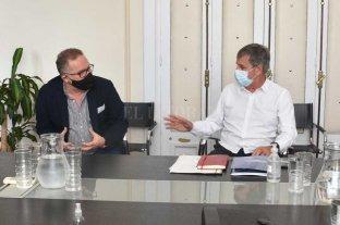 Seguridad en la ciudad: nueva reunión entre Jatón y Lagna