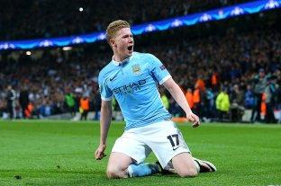Manchester City se lo dio vuelta al PSG en Francia y sacó ventaja en la semifinal