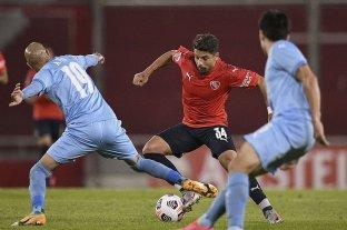 Independiente venció a Montevideo Torque y lidera el grupo B