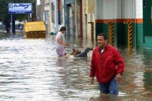 El recuerdo de la inundación de 2003: perdidos, incomunicados, desesperados