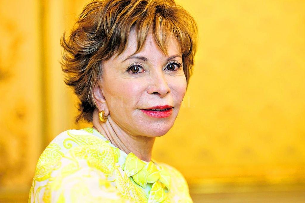 La escritora Isabel Allende. Crédito: Archivo El Litoral