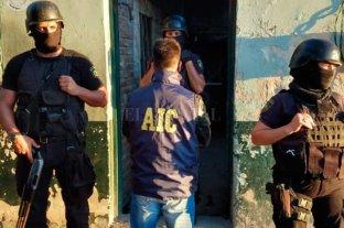 Narcos barriales: hubo varios   detenidos y secuestro de drogas