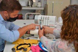 Banco Solidario: entregan microcréditos a emprendedores de la economía social de San Justo