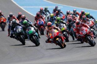 El Moto GP correrá el fin de semana en España