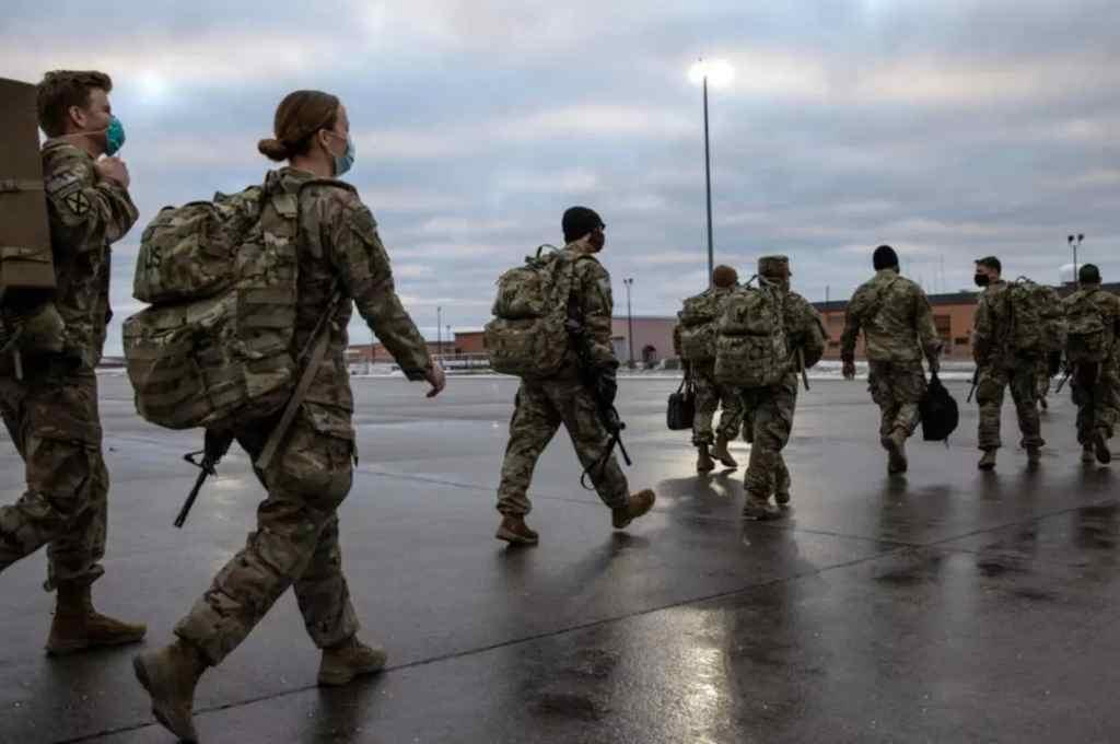 Retiro de tropas internacionales en Afganistán, país sumido en una guerra civil que ya lleva décadas.   Crédito: Gentileza