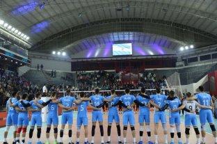 La selección masculina de vóleibol tiene su fixture confirmado para la VNL en Italia