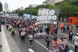 El gobierno pide a los movimientos sociales que no hagan marchas