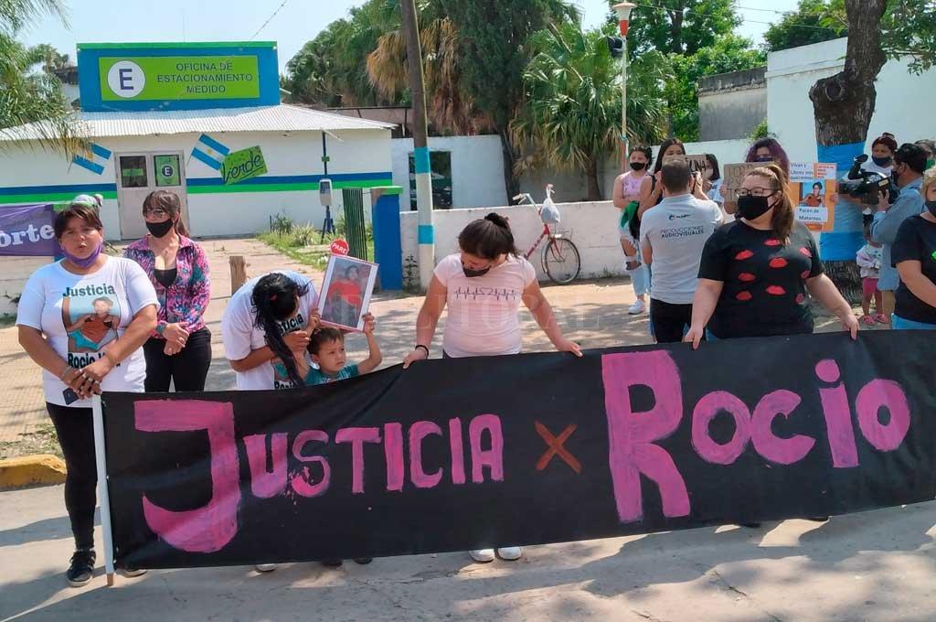 Rocío Magalí Vera tenía 14 años cuando fue brutalmente violada y asesinada, en una construcción abandonada el 12 de julio de 2020.  Crédito: Archivo El Litoral