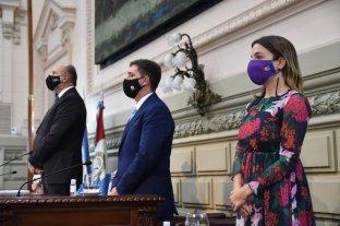 """Lucila De Ponti: """"Queremos una Santa Fe de pie, con más igualdad y justicia"""""""