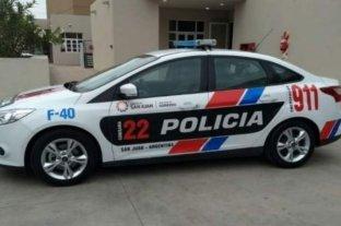 Dos detenios por el desvío de fondos en la Policía de San Juan