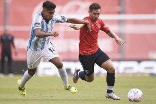 Independiente perdió con Atlético Tucumán y complicó su clasificación