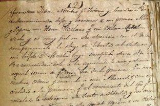 La Constitución Nacional de 1853. Indios, negros y ciudadanos