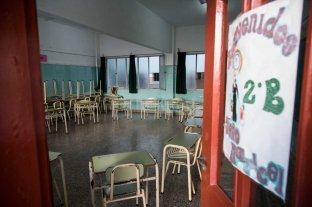 Clases virtuales en Rosario y San Lorenzo: las escuelas seguirán abiertas