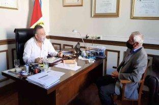 Michlig y Boscarol repasaron las gestiones ante el gobierno provincial