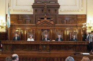 Este martes la Corte Suprema falla sobre la autonomía de la Ciudad de Buenos Aires